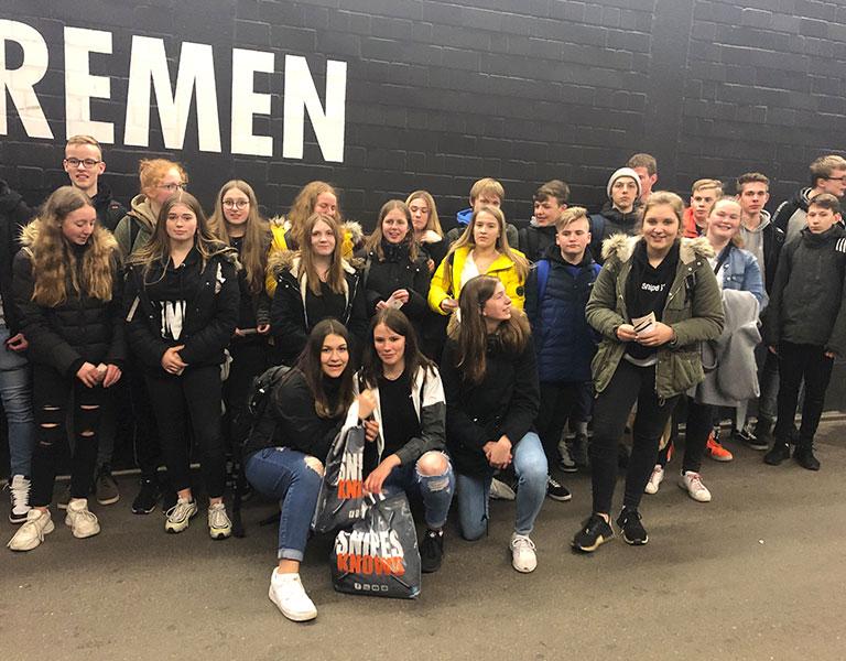 VEU - Fussballstadium Bremen